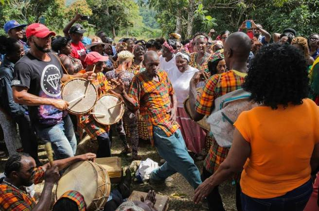 Accompong Maroon Fest