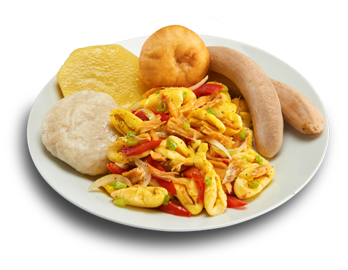 Ackee-Salt-Fish
