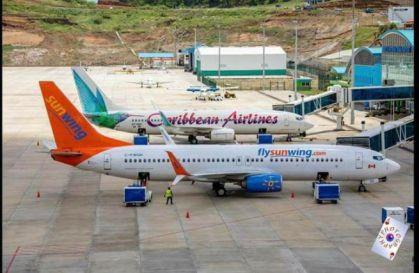 Image result for argyle international airport st vincent